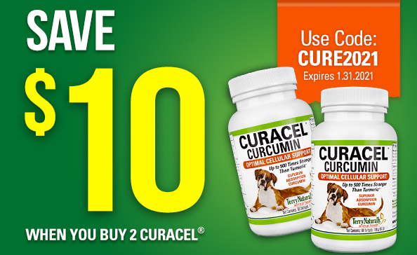 Save $10 when you buy two Curacel®. Use code CURE2021
