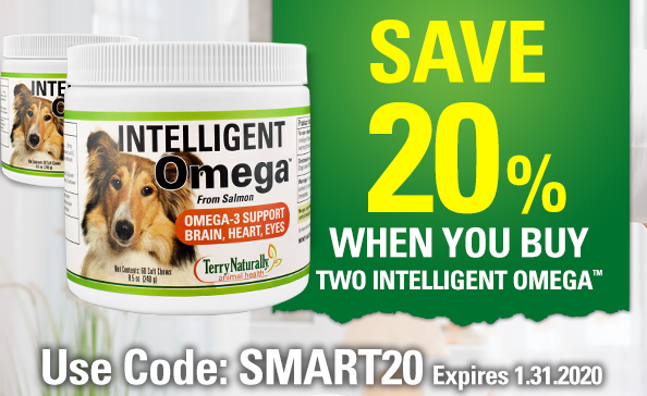 Save 20% When You Buy Two Intelligent Omega*