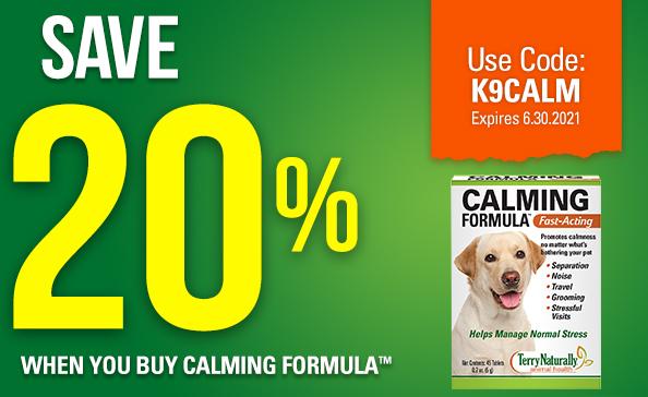 Calming Formula Sale | Good through 6.30.21