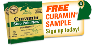 Free Curamin Sample. Sign up today!